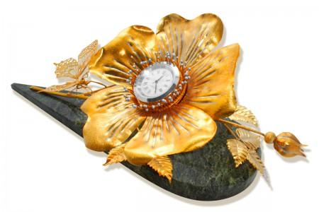 Настольные часы «Цветок».