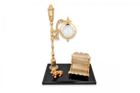 Часы фонарь