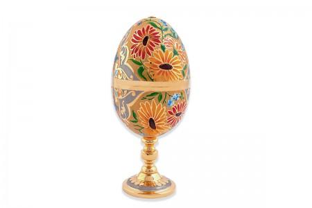 "Яйцо-рюмка ""Герберы"""