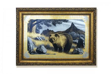 Панно «Медведь».