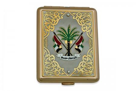 Портсигар арабский