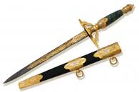 Кортик - лучший подарок для настоящих мужчин от мастеров Златоуста
