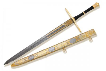 Шотландский меч «Клеймор».