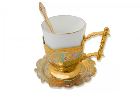 Чайный набор на одну персону