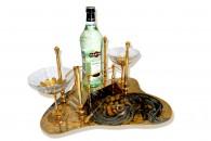 Набор для мартини — оригинальный подарок и настоящее украшение стола