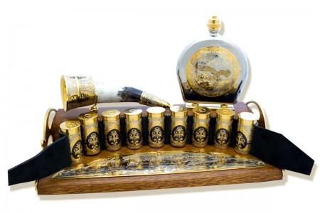 Подарочный охотничий набор «Патронташ».