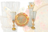Набор для шампанского – роскошное украшение вашего праздника!