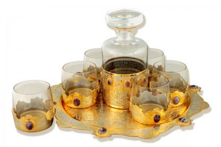 Набор посуды для виски «Хайбол».