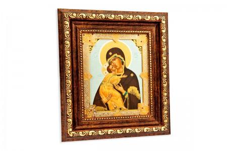 Икона Владимирская малая